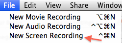 Quicktime screen recording1